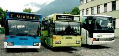 Busplan Garmisch Partenkirchen